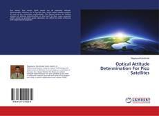 Bookcover of Optical Attitude Determination For Pico Satellites