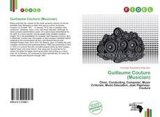 Couverture de Guillaume Couture (Musician)
