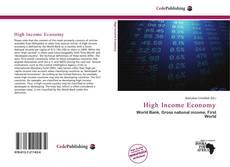 Borítókép a  High Income Economy - hoz