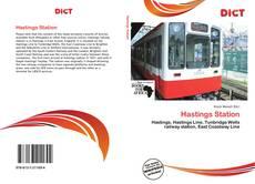 Capa do livro de Hastings Station