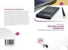 Absolute Income Hypothesis的封面