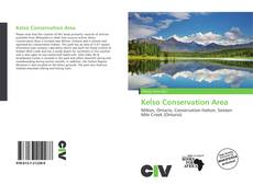 Bookcover of Kelso Conservation Area