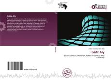 Bookcover of Götz Aly