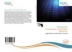 Couverture de Assignment of Income Doctrine