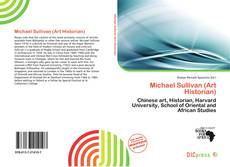 Bookcover of Michael Sullivan (Art Historian)