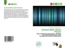 Capa do livro de Graham Miller (Darts Player)