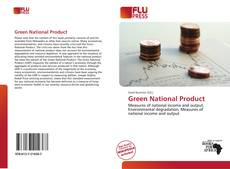 Buchcover von Green National Product