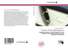 Bookcover of Cities of the Philippines