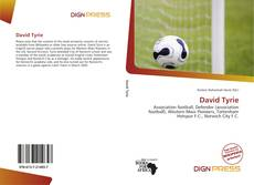 Bookcover of David Tyrie