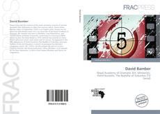 Bookcover of David Bamber