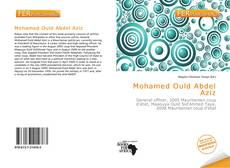 Portada del libro de Mohamed Ould Abdel Aziz