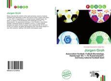 Buchcover von Jürgen Groh