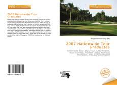 Portada del libro de 2007 Nationwide Tour Graduates