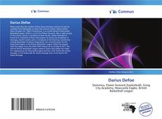Bookcover of Darius Defoe