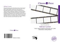 Bookcover of Adrian Lester