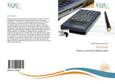 Bookcover of Accrual