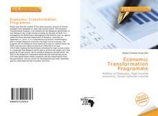 Bookcover of Economic Transformation Programme