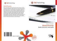 Bookcover of Asset Poverty