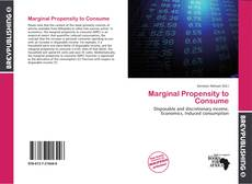 Bookcover of Marginal Propensity to Consume