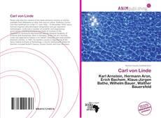 Обложка Carl von Linde