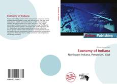 Bookcover of Economy of Indiana