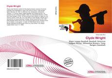 Bookcover of Clyde Wright