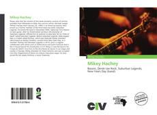 Portada del libro de Mikey Hachey