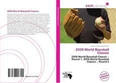 Bookcover of 2009 World Baseball Classic