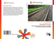 Bookcover of Gauntlet Track
