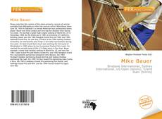 Bookcover of Mike Bauer