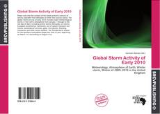 Обложка Global Storm Activity of Early 2010