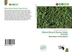 Miami Beach Senior High School的封面