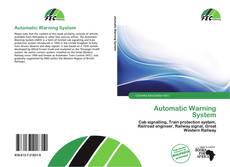 Обложка Automatic Warning System