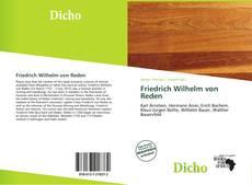 Обложка Friedrich Wilhelm von Reden