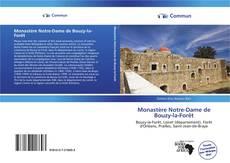 Bookcover of Monastère Notre-Dame de Bouzy-la-Forêt