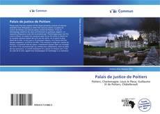 Borítókép a  Palais de justice de Poitiers - hoz