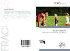 Buchcover von Harald Hennum