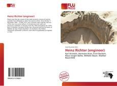 Copertina di Heinz Richter (engineer)