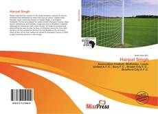 Bookcover of Harpal Singh