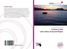 Capa do livro de Icalma Lake