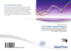 Capa do livro de Joe Cullen (Darts Player)