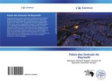 Capa do livro de Palais des festivals de Bayreuth