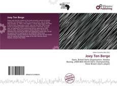 Bookcover of Joey Ten Berge