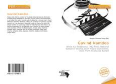 Bookcover of Govind Namdeo