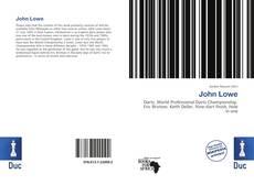 Обложка John Lowe