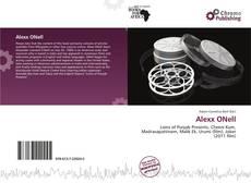 Alexx ONell kitap kapağı