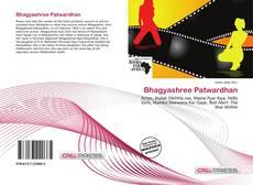 Buchcover von Bhagyashree Patwardhan