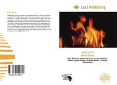 Buchcover von Karl Saur