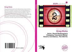Bookcover of Greg Hicks