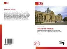 Обложка Palais du Vatican